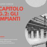DM 18.10.2019 Capitolo G.2 Impianti