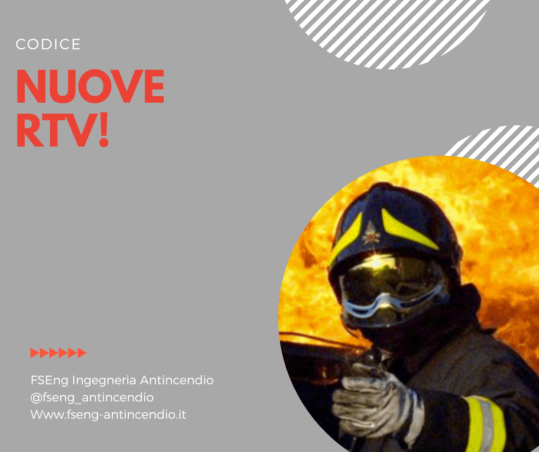 Aggiornamento delle RTV in vigore - Nuovo D.M. 14.02.2020