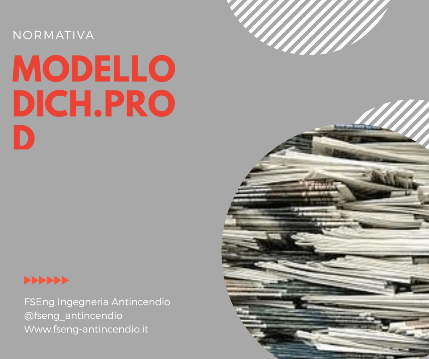 Il modello DICH.PROD e il benestare tecnico europeo
