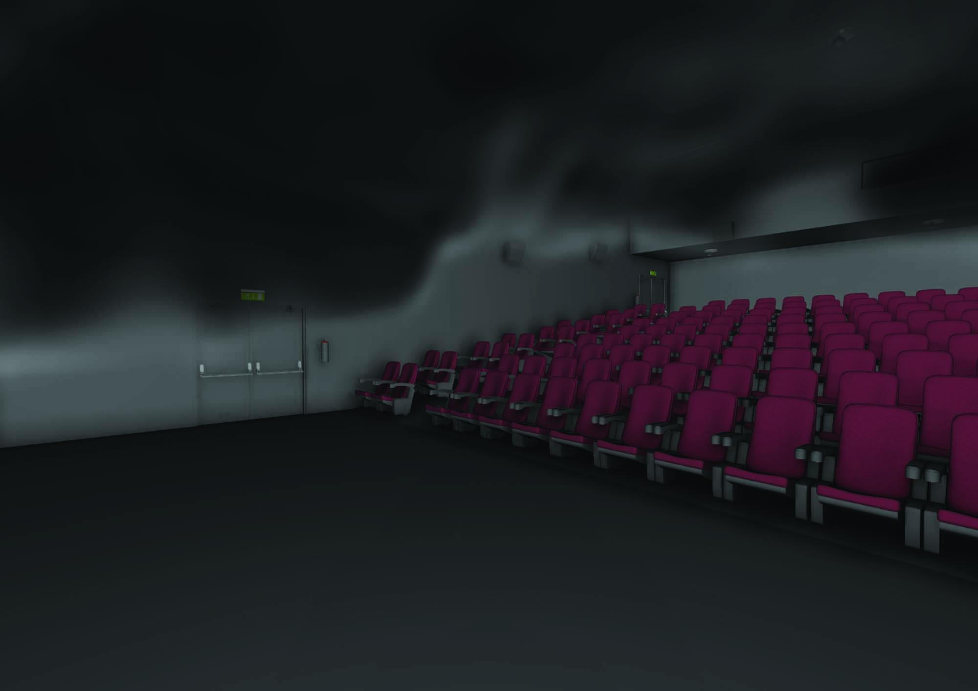 ingegneria antincendio pubblico spettacolo